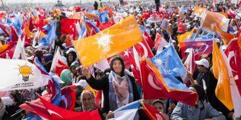 «Эрдоган сталкивается с растущими угрозами внутри правящей партии»