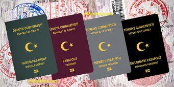В рейтинге «сильнейших» паспортов Турция потеряла две позиции