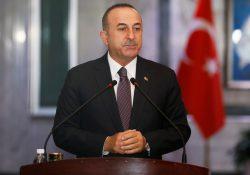 Новый скандал в МИД Турции