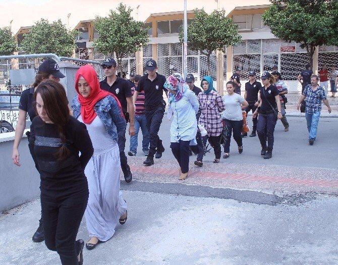 Режим ПСР арестовал четверых женщин одна из которых беременна, другая страдает болезнью сердца