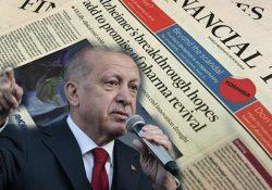 Financial Times: Эрдоган играет с огнем