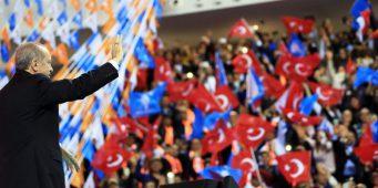 Правящая партия Турции на грани раскола