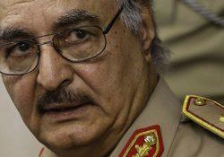 Армия Хафтара получила приказ атаковать турецкие корабли у берегов Ливии