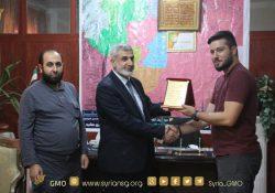 TRT получила награды из рук террористической организации