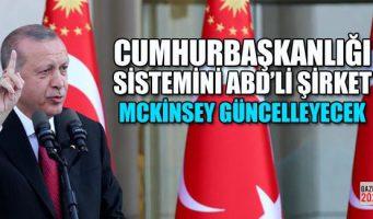 Архитектор президентской системы не Эрдоган, а американская McKinsey