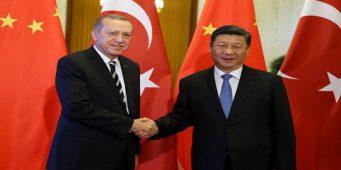 Эрдоган об уйгурах Китая: Все народы в Синьзяне живут счастливо