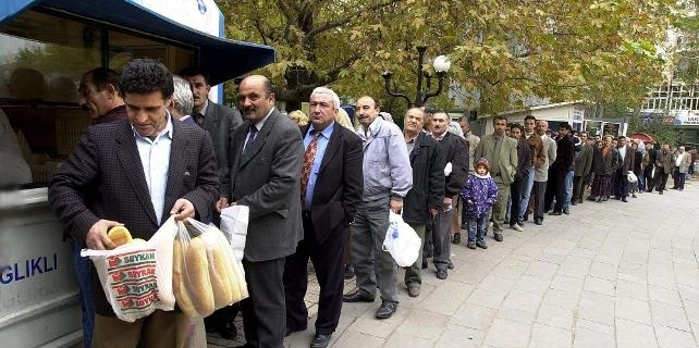 5 млн пенсионеров Турции подрабатывают чтобы прокормиться