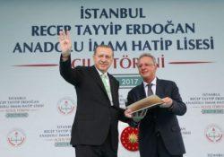 Миллиардный проект одноклассника Эрдогана приостановлен за нарушения