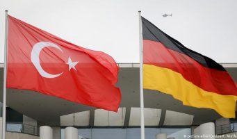 В Турции задержали гражданинаГермании
