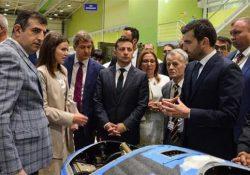 Зять Эрдогана открыл в Украине военный завод