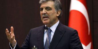 Абдулла Гюль: Отстранение законно избранных мэров – не правильный шаг для нашей демократии
