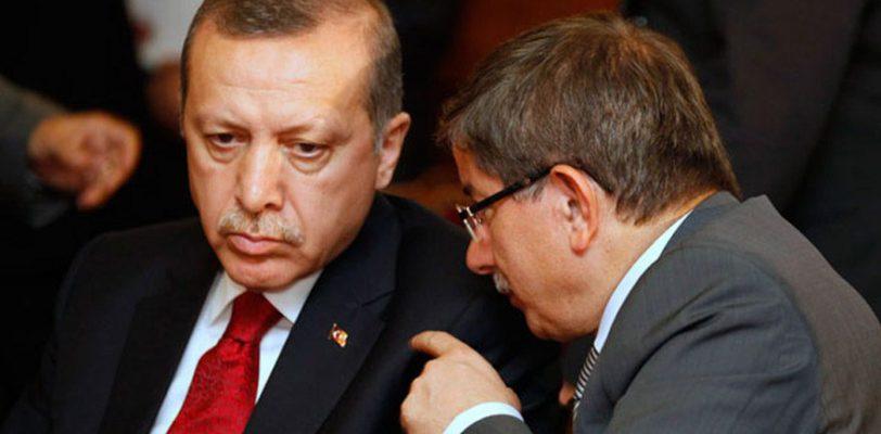 Новый шаг Давутоглу против Эрдогана