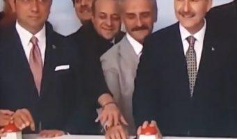 Выходка сторонника ПСР Эгемена Багыша рассмешила пользователей