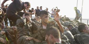 Свидетель попытки переворота 15 июля: Стрелявшие в людей не были военными