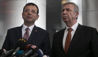 Смогут ли сместить мэра Анкары?