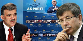ПСР «вырезала» Гюля и Давутоглу из 18-летней истории правления