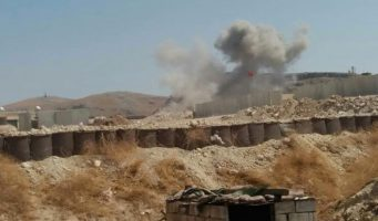 Российские истребители атаковали 10-й наблюдательный пункт турецкой армии в Сирии?