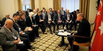 Эрдоган признал, что вернулся из США с пустыми руками