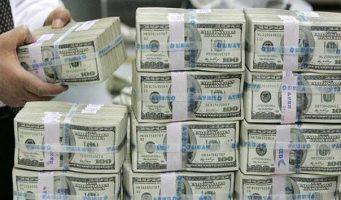 Сумма внешнего долга Турции, который она должна выплатить в течение года, составила 126 млрд долларов