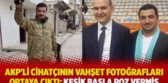 Джихадист ПСР позировал перед камерой с отрезанной головой