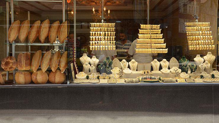 Пекарня в ювелирном