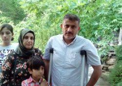 Семья турецкого учителя-инвалида призвала выступить против несправедливости