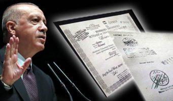 Диплом Эрдогана на повестке в ЕСПЧ