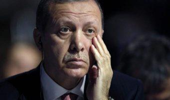 Превосходство Эрдогана в обществе постепенно тает