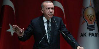 Эрдоган: Турция выпустит беженцев в Европу, если операцию в Сирии назовут вторжением