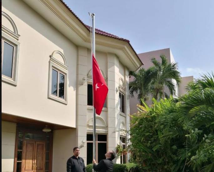 Турецкое посольство пыталось через подложные справки выдворить сторонника Гюлена из Камбоджи