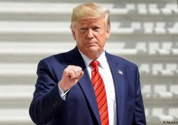 Трамп анонсировал санкции против Турции