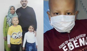 Мать мальчика, страдающего раком костей, арестовали