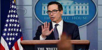 США ввели санкции против трёх турецких министров