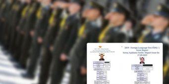Обвиненные в краже экзаменационных вопросов при поступлении в училище осужденные курсанты набрали наивысшие баллы на тесте по иностранному языку
