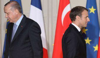 Макрон: Турция будет ответственна за возможное возрождение ИГИЛ