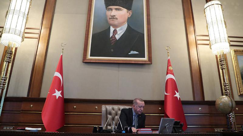 Эрдоган объявил о начале новой операции Турции в Сирии