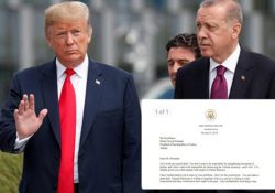 Письмо Трампа Эрдогану: Не будьте дураком! Не оставайтесь в истории дьяволом!