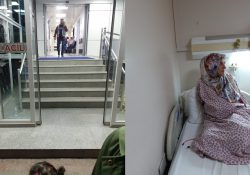 Полиция караулит у дверей родильной палаты. Женщину и новорожденного ребенка отправят в тюрьму