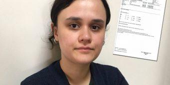 Девушку заключили под стражу под предлогом отсутствия справки о беременности