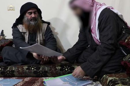 Брат аль-Багдади неоднократно приезжал в Стамбул