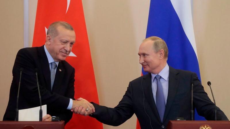 Сирийская сделка Эрдогана с Путиным не может длиться долго