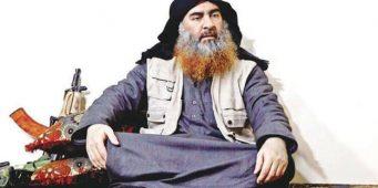Родственники главаря ИГИЛ проживали в Турции