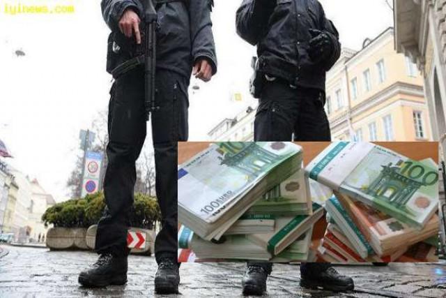 В Германии расследуется дело о преступной группе, переправлявшей миллионы евро в Турцию
