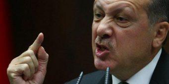 Эрдоган намекнул, что Турция может убивать врагов государства за границей  Уведомление об авторских правах (Видео новости)