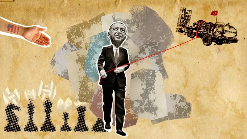 Эрдоган решил лететь в США. Пообещает ли он Трампу не использовать С-400?