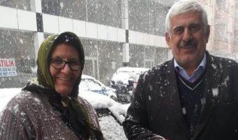 Супружескую пару задержали за вступление в оппозиционную партию