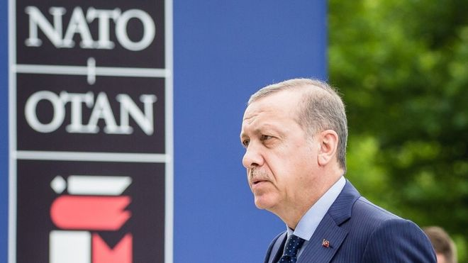 Эрдоган опасен для НАТО?