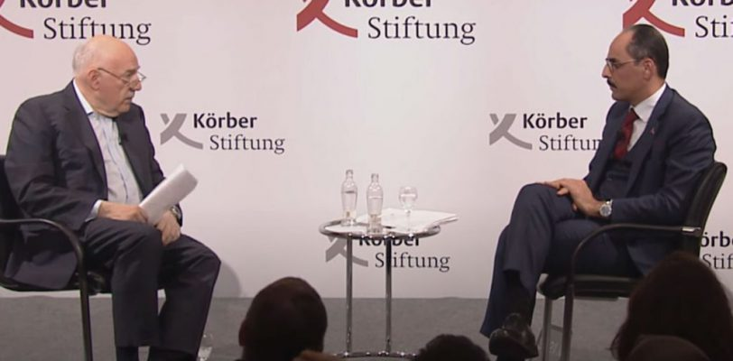 Немецкий журналист Калыну: Вы задумывались, что вас могут привлечь к суду?