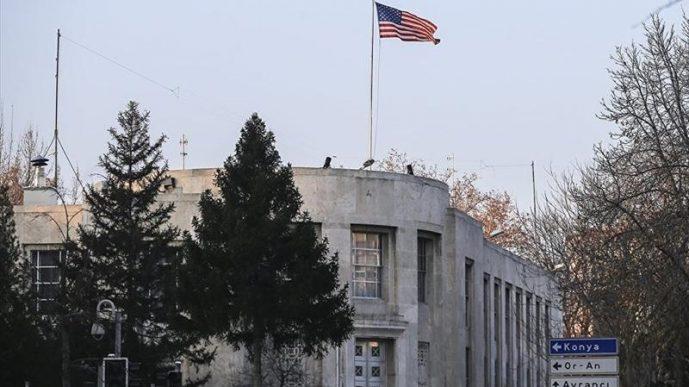 Американское посольство рекомендовало своим гражданам быть осторожными при посещении Турции