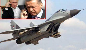 Отдавал ли Эрдоган приказ сбить российский истребитель?